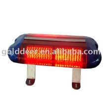 Tráfego de emergência aviso luz LED Strobe Mini Lightbar(TBD04166)