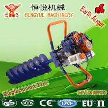 HY-DR910 71cc alta calidad con competitivo hielo máquina de perforación