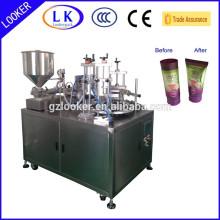 Automatische Ultraschall-Kunststoff-Schlauch-Füllmaschine