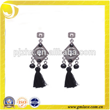 China Supplier Bride Wedding Dressing Fashionable Costumes Sexy Pearl Earring