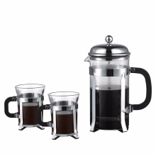 Prensa francesa Café y té Maker glass Coffee Pot