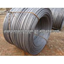 Construcción Barras de acero Material de construcción