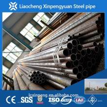 Tuyaux et tuyaux en acier sans soudure en carbone laminé à chaud en Inde et en acier inoxydable à 106 / a53 gr.b