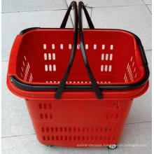 High Quality Rolling Shopping Basket with Wheel