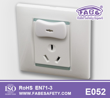 Child Safety afsluitbare Outlet Cover