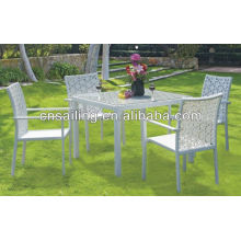 Все Погода Wicker Садовая мебель высокого качества dubai Столовая мебель