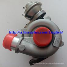 Gt1749V 17201-27030 Turbolader für Toyota RAV4 D4d 1CD-Ftv 2.0L 126HP