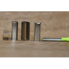Оптовый металлический обжим для шнурков / обжимной шнур ed ed / металлический шнурок