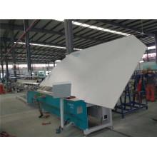 Máquina de corte e curvatura de alumínio com espaçador de vidro duplo