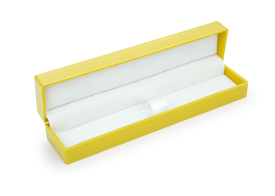 yellow pen box