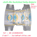 Colorful Printed Abella and Encaier Baby Diaper