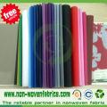 Tissu non-tissé de polypropylène dans les techniques à broyage 100%