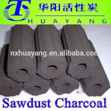 Mécanisme du fabricant charbon de bois, 8500kcal, temps de combustion 4-6 heures.
