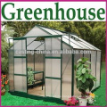 OEM Colourful garden house with 2 dachfenster for sale
