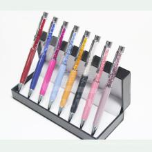 Les plus populaires Les stylos en cristal de pierres précieuses Nice pour les cadeaux de femme