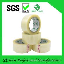 Cinta adhesiva de BOPP, cinta de empaquetado de BOPP, fabricante de la cinta de China