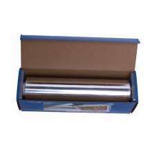 Geschenkpapierrolle aus Aluminiumfolie