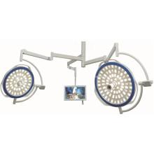 Непредвиденный двойной головной фонарь с системой камеры