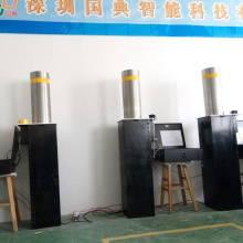 Hydraulic Retractable Access Control Rising Bollards System