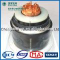 220kV Cu Cable de alimentación de alto voltaje del núcleo