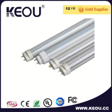 Cool White 6000k Round/Square LED Tube Light 9W 600mm