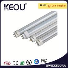 Blanc chaud 4000k PF> 0.9 LED Tube Light Factory / Fabricant