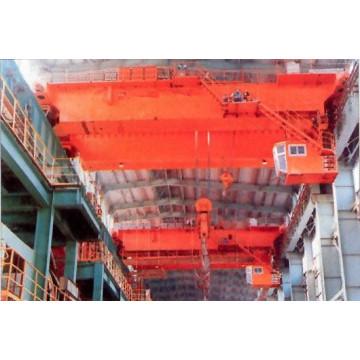 E.O.T. Steel Overhead Bridge Crane