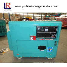 5kw Electric Diesel Generator with 4 Stroke Engine