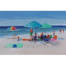 Reproduction Art Seascape Oil Painting (ZH3971)