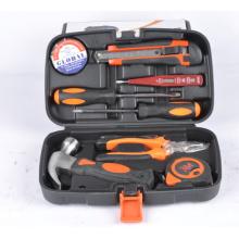 Casa, eletricista, mão, ferramenta, jogo, multi, função