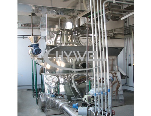 Pharmaceutical Product Horizontal Fluid Bed Drier