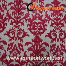 Tissu de chenille pour le sofa