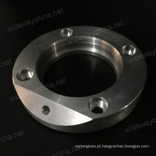 De alta qualidade todo o tipo de peças de aço inoxidável da máquina de giro do CNC para o uso do equipamento de Indusrial, lote pequeno aceitado, qualidade estável