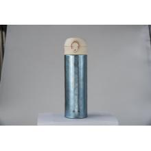 Pure titanium vacuum flask