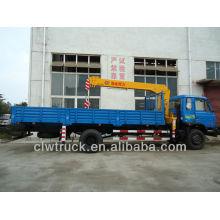 Dongfeng 4x2 Crane Para Camioneta, Camión grúa de 6 toneladas