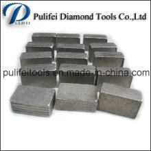 Diamond Cutting Tools Sandwich Granite Segment for Marble Stone
