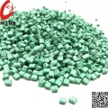 Light Green Color Masterbatch Granules