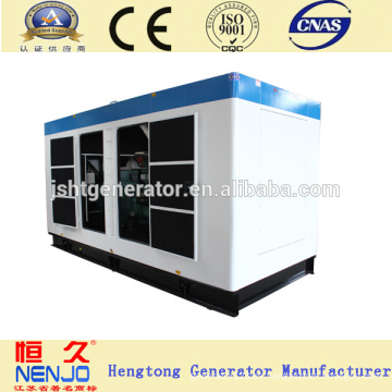 Sistemas de CCEC marca NTA855-G1 200KW/250KVA diesel silencioso generador gensets(200kw~1200kw)