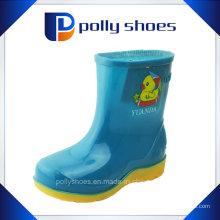 Мода Мультфильм Дети Новый стиль ПВХ дождь обувь