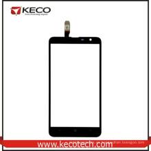 Piezas originales del teléfono celular Touch Panel Cover Glass para Nokia Lumia 1320