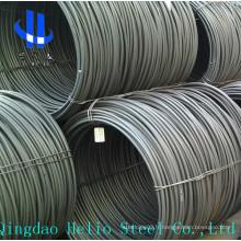 Barre de fil en acier laminé à chaud SAE1008