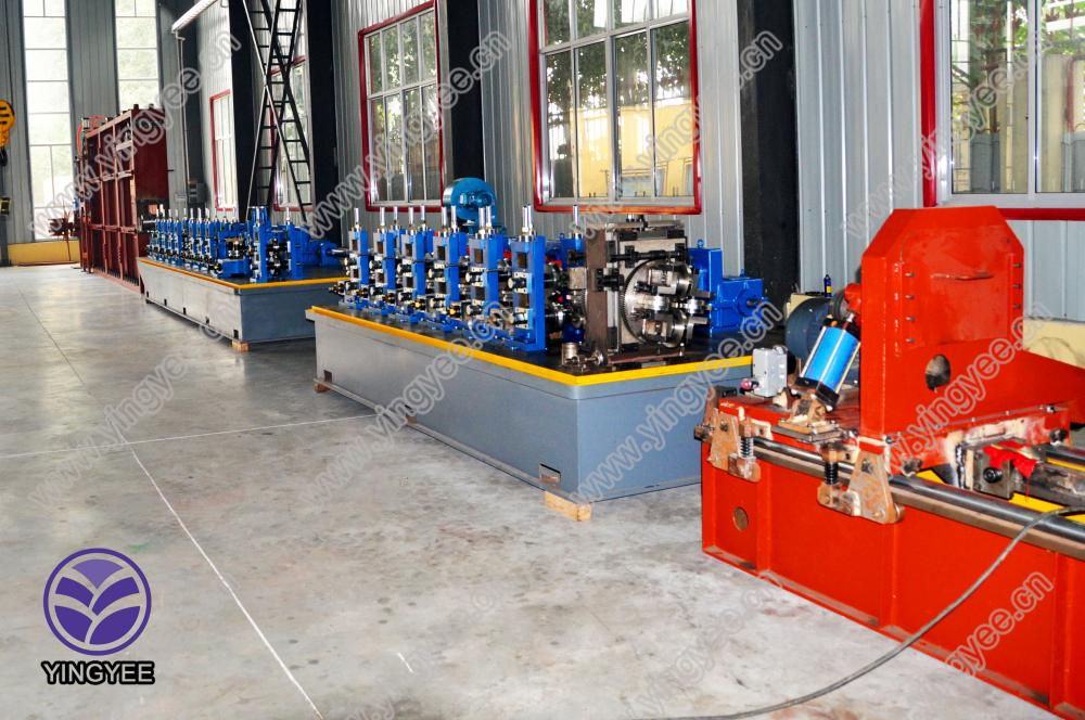 Tube Mill Line From Yingyee05