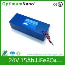 Electric Wheerchair 24V 15ah Lithium Battery