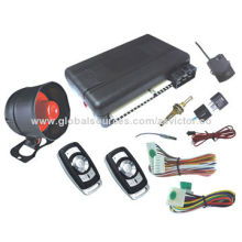 Built-in Remote Engine Start Relay Vehicle Alarm, Ultrasonic Sensor