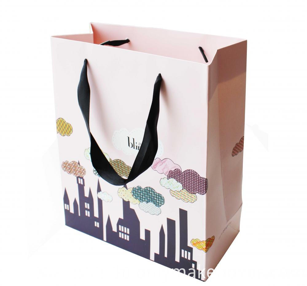 Shopping Paper Bag4