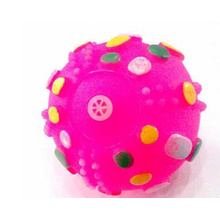 Dog Toy, Colorful Pet Food Balls, Pet Toy