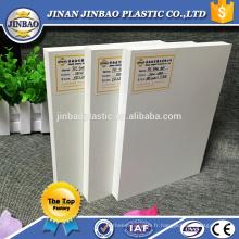 panneau rigide de mousse de PVC de haute densité pour les armoires de cuisine