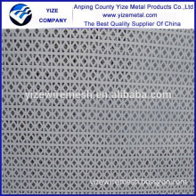 alibaba china market Anodized Aluminum Perforated Sheet/External aluminum perforated facade panel