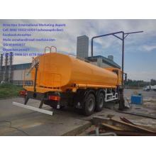 Water Sprinkling Tank Truck SINOTRUK HOWO LHD