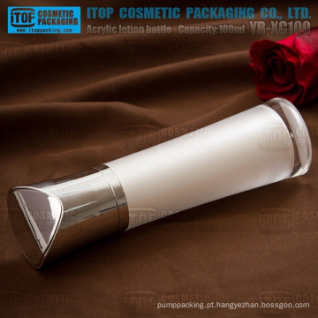 YB-XC100 cintura especial de 100ml por frasco de 100ml alto e grande luxo branco pérola